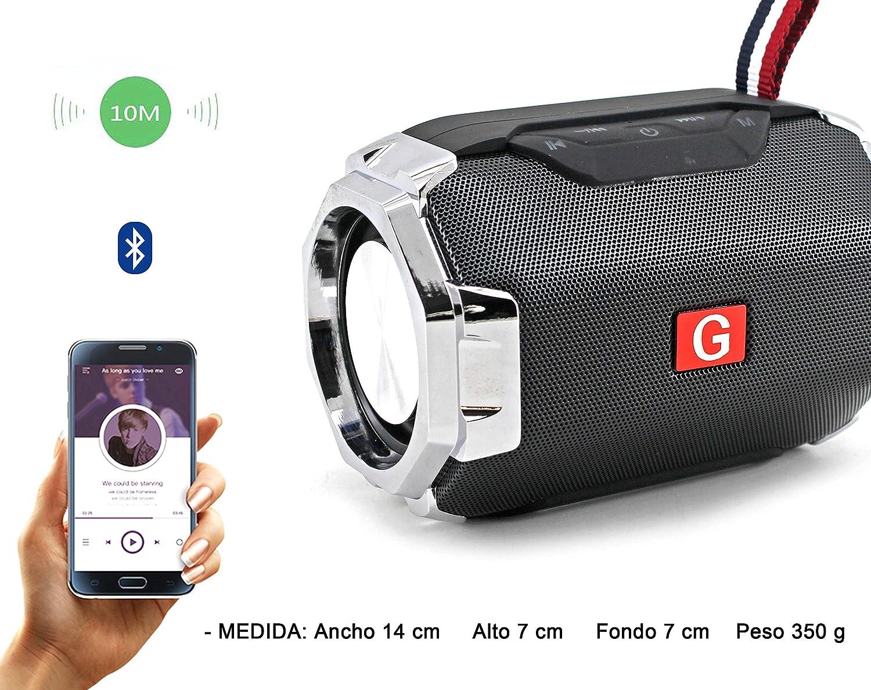M2 TEC Portable Bluetooth Speaker, Wireless Subwoofer, PC