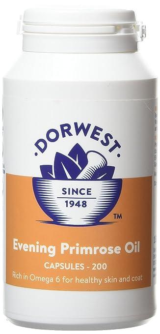 Amazon.com: Hierbas Dorwest cápsulas de aceite de onagra ...