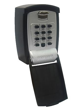 Sentinel - Caja fuerte de pared para llaves: Amazon.es: Bricolaje y herramientas
