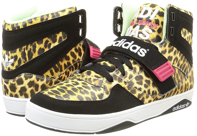 adidas montante leopard