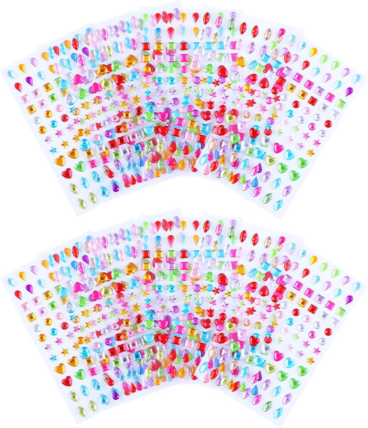 A/&H Adorno De Diamantes De Imitaci/ón De Vidrio Autoadhesivo Hotfix Strass Banda De Malla De Cristal Aplique De Cuentas Nupcial para Vestidos Ropa Joyer/ía