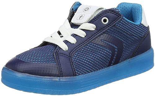 Geox J Kommodor A, Zapatillas para Niños: Amazon.es: Zapatos y complementos