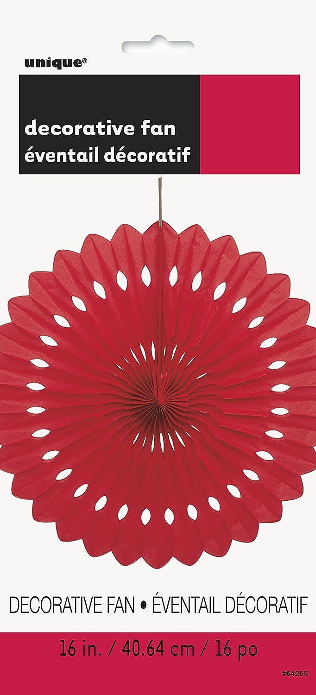 red paper fan. red paper fan r