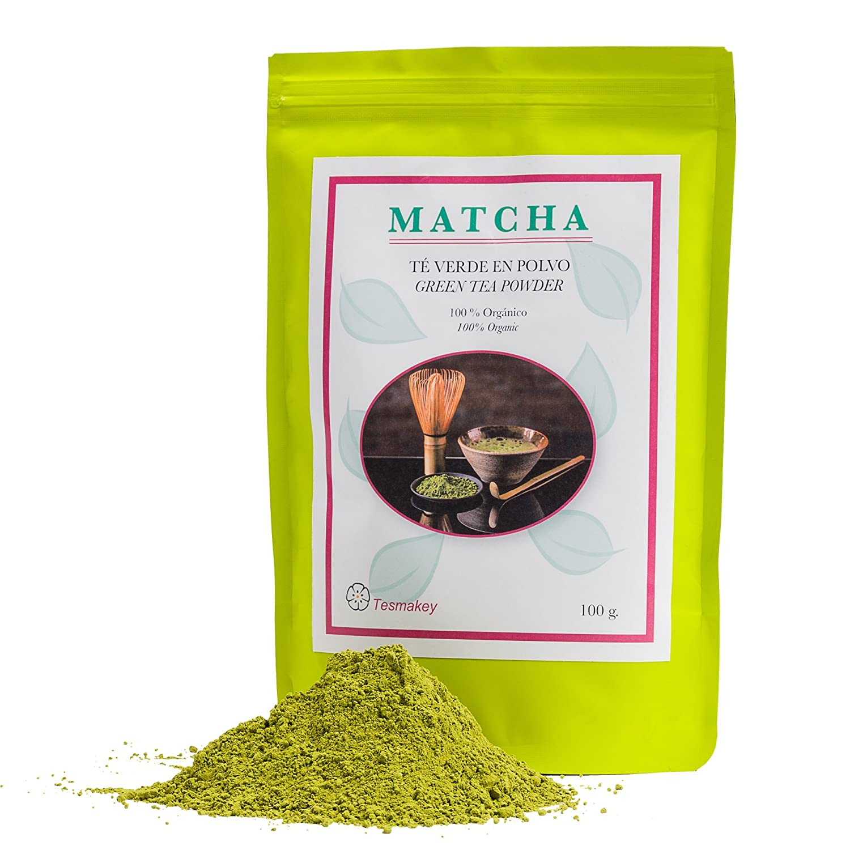 Té verde Matcha Tesmakey 100g