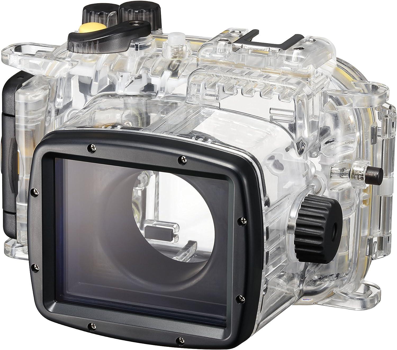 Canon WP-DC55 Carcasa submarina para cámara: Amazon.es: Electrónica
