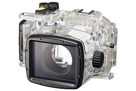 Canon WP-DC55 Carcasa submarina para cámara: Amazon.es ...