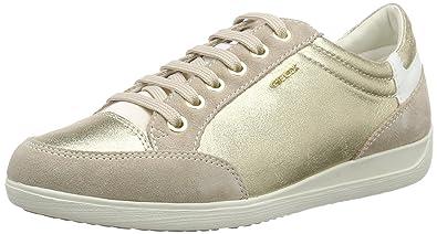a634d0aa0bcca4 Geox D Myria E, Baskets Basses Femme: Amazon.fr: Chaussures et Sacs