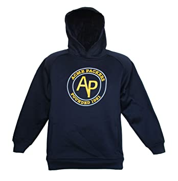Amazon.com   ACME Packers   Green Bay Packers Throwback Hooded ... 7d929db97