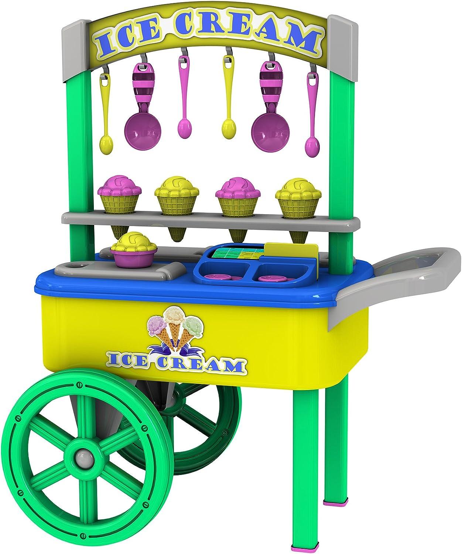 APT My Very Own Ice Cream Cart Role Play Pretend Play Set