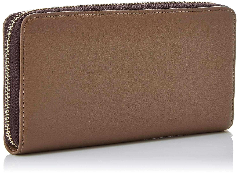 Tous Billetera Mediana Patch Maia, Cartera para Mujer, Beige (Topo) 2x11x19.5 cm (W x H x L): Amazon.es: Zapatos y complementos