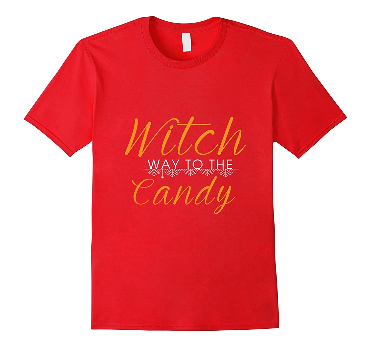 Witch Way To The Candy by Candy Monster-FL