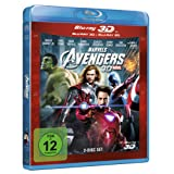 The Avengers 3D (2012) [Blu-ray]