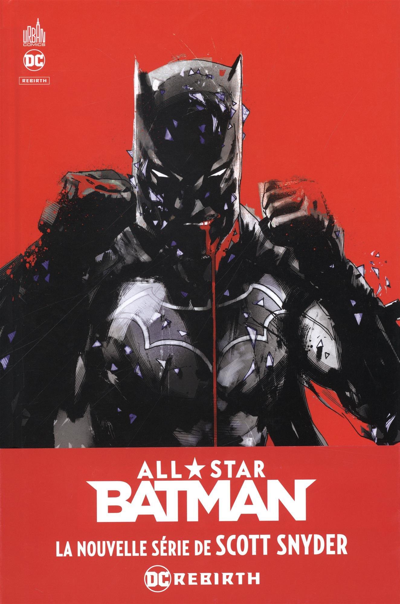 commencer comics batman