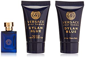 Versace Dylan Blue Pour Homme 3-Piece Miniature Set for Men