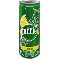 Perrier Lemon Can Fridge Pack Perrier Lemon Can Fridge Pk (Pack of 30)