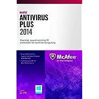 MCAFEE ANTIVIRUS PLUS 1PC 2014 US ECOMM