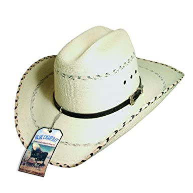 a9269fcc5e535 BLUE CHAIR BAY KENNY CHESNEY PALM LEAF 30X SIGNATURE WESTERN COWBOY SMALL  at Amazon Men s Clothing store