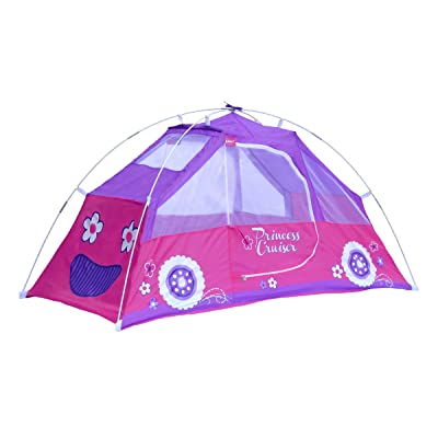 GIGATENT 6′ X 3′ 2 doors PRINCESS CRUISER CAR TENT Includes carrying case: Toys & Games