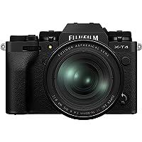 Fujfilm X-T4 Mirrorless Digital Camera XF16-80mm Lens Kit - Black