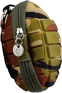 SODIAL Tipo de granada! Estuche de llaves y Monedas de ...