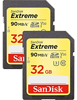 SanDisk Extreme - Tarjeta de Memoria SDXC (64 GB, Velocidad ...