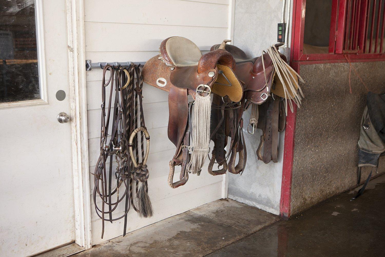 Monkey Bars Storage Double Saddle Rack by Monkey Bars (Image #4)