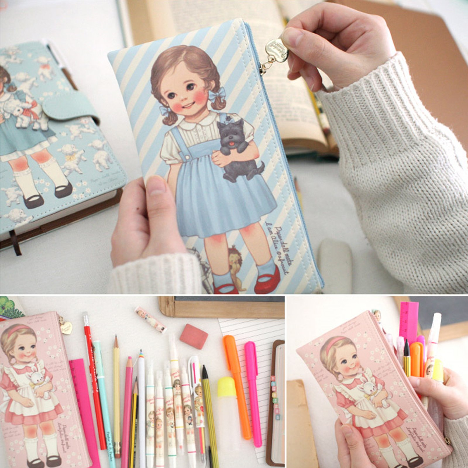 paperdollmate pencase ver011_toy Julie by paper doll mate (Image #8)