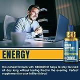 Brain Supplement for Memory, Focus, Energy