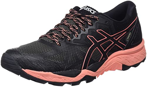 cheaper 57589 d56e6 ASICS Women s Gel-Fujitrabuco 6 G-Tx Trail Running Shoes, Begonia Pink