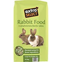 Extra Select Premium Large Pea Rabbit Feed, 12.5 kg