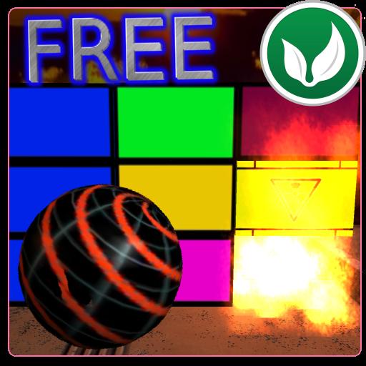 Atomic Brick Breaker 3D (Best Brick Breaker Game For Android)