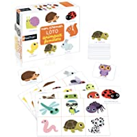 Nathan - 31151 - Mon premier loto animaux familiers
