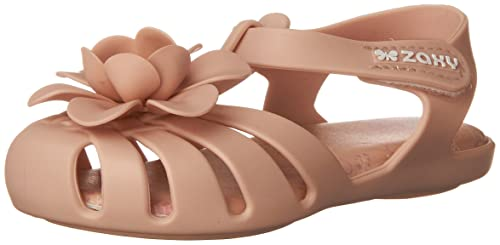 7cecbe602035 Zaxy Baby Bloom Nude Jelly Sandals-UK 10.5 Infant  Amazon.ca  Shoes ...