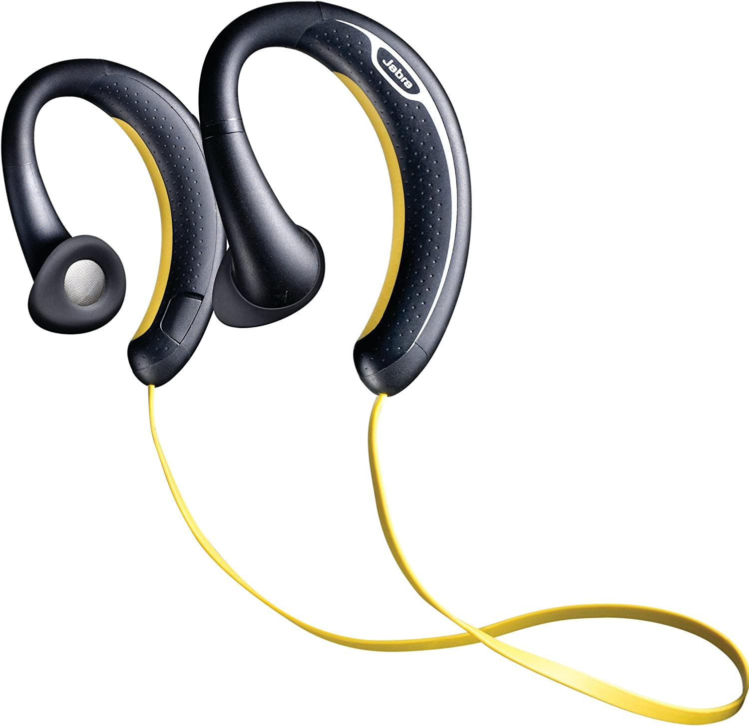 Amazon Com Jabra Sport Bluetooth Stereo Headset Black Yellow Discontinued By Manufacturer