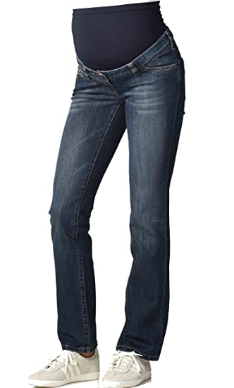 9f419f1620768 Christoff Women Jeans Maternity 373 Women Pregnancy Jeans Bootcut:  Amazon.co.uk: Clothing