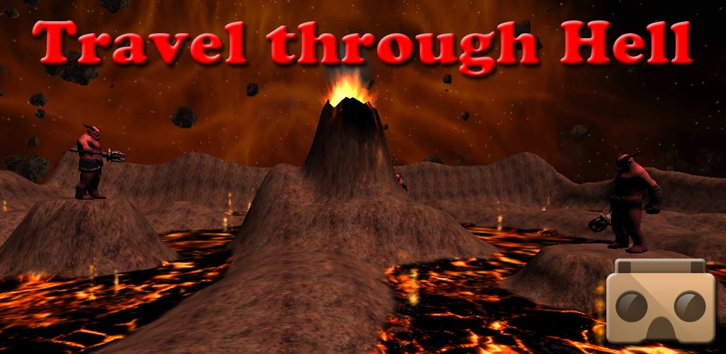 Amazon Com Vr Hell Journey For Cardboard Appstore For