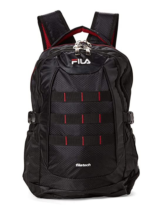 Mochila Deportiva Fila Colossus Backpack - Compartimentos para Tablet y portátil: Amazon.es: Equipaje