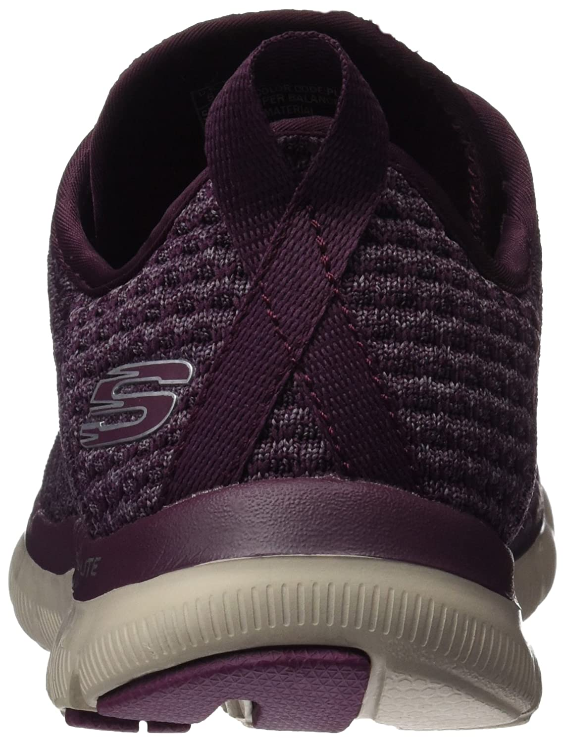 Skechers Sport Bold Women's Flex Appeal 2.0 Bold Sport Move Fashion Sneaker B01MS9R15S 5 B(M) US|Plum b418ff