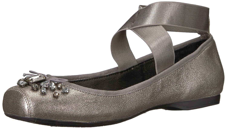 Jessica Simpson Women's Miaha Ballet Flat B072YG5497 7.5 B(M) US|Alloy