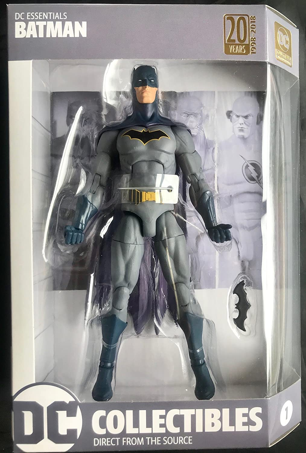 "DC Collectibles DC Essentials Batgirl Batman Action Figure 6/"" USA IN STOCK"