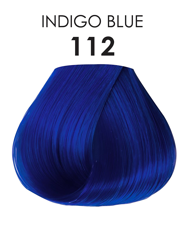 Indigo blue hair colour best hair color 2017 for The indigo