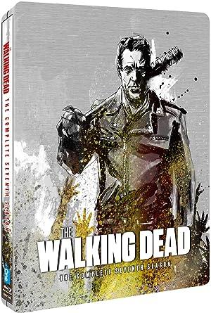 The Walking Dead Season 7 Steelbook Uk Limited Edition Blu