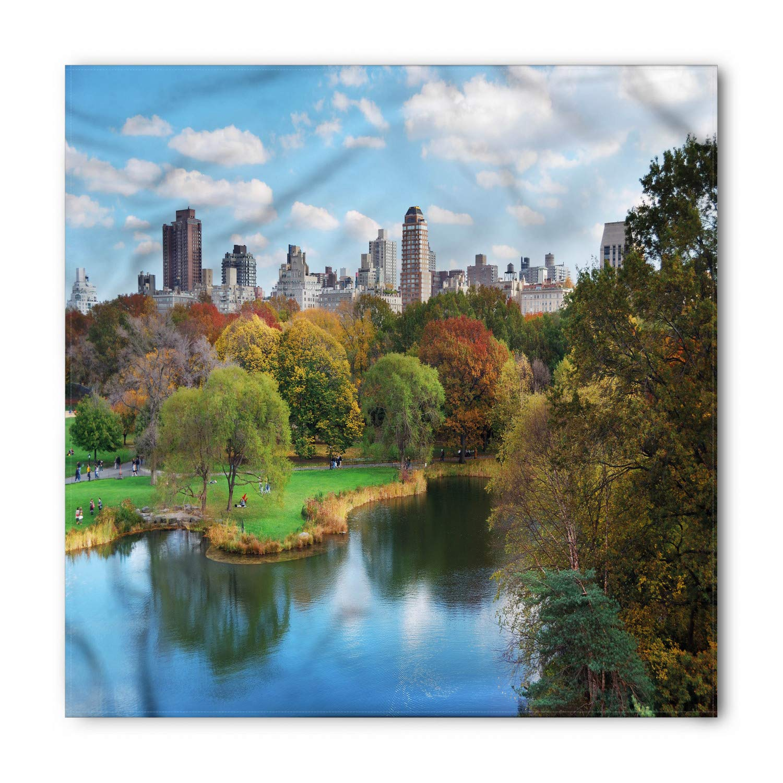 Amazon.com: Nueva York Bandana por Ambesonne, Central Park ...