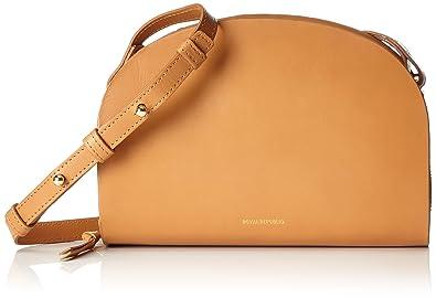 Royal RepubliQ Galax Curve Evening Bag, femme Sacs portés épaule, (Cognac) 6.5x14x20 cm (B x H x T)