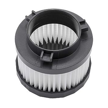 vhbw Filtro de Aspirador para Aspirador Robot Aspirador Multiusos como Dirt Devil 2DJ0360000, 3DJ0360000, F9 Filtro Hepa: Amazon.es: Electrónica
