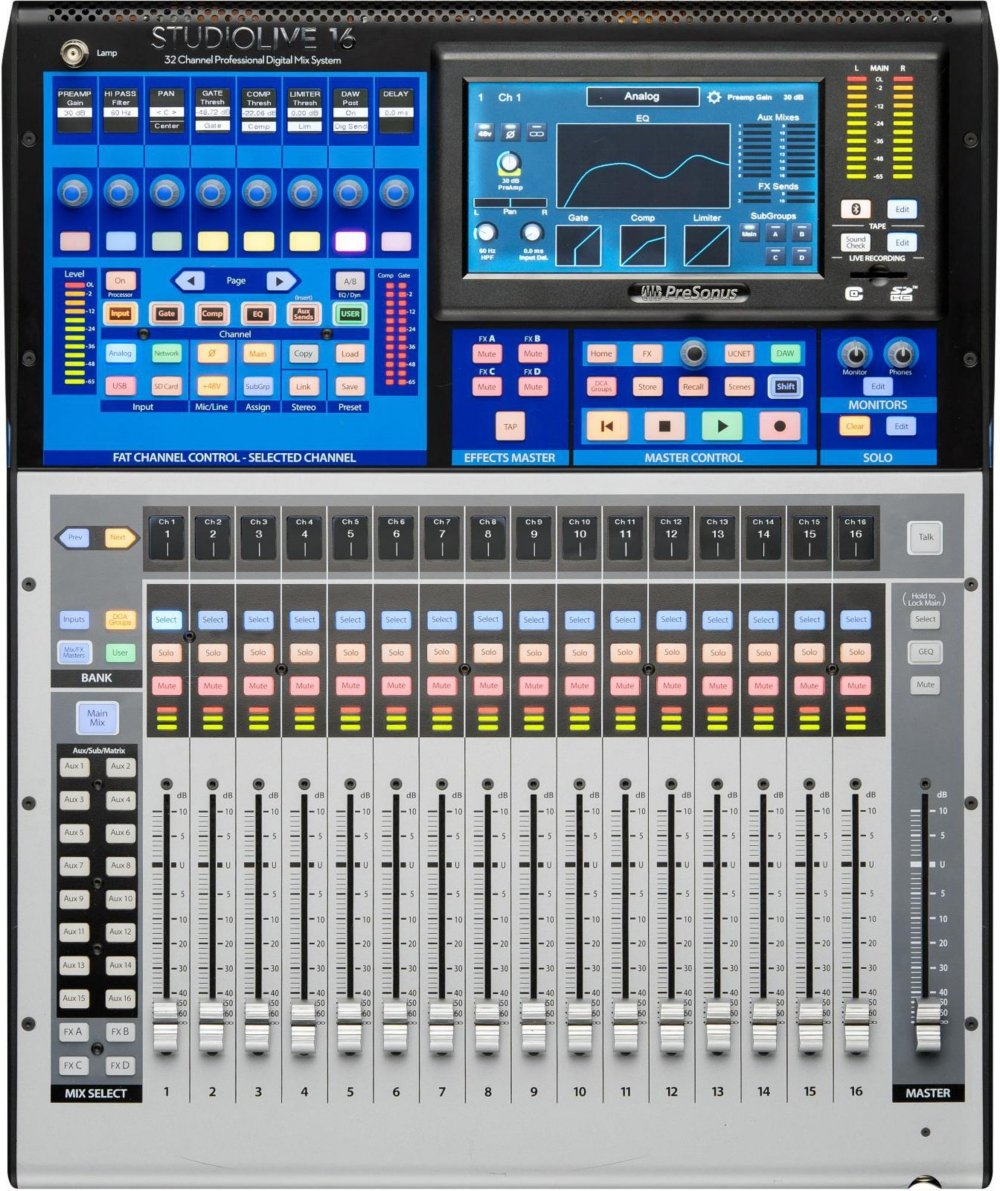StudioLive 16 Series III Presonus SLMAD16