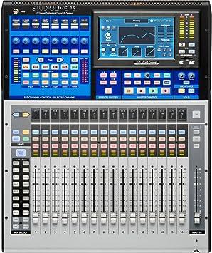 PreSonus StudioLive 16 Series III Digital Mixer: Amazon.es: Instrumentos musicales