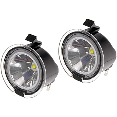 Dorman 926-107 Mirror Puddle Lamp for Select Ford / Lincoln / Mercury Models, Pack of 2 (OE FIX): Automotive