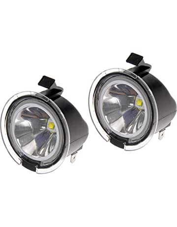 2011 Chevrolet TRAVERSE Post mount spotlight 100W Halogen 6 inch Driver side WITH install kit -Chrome