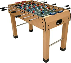 Mightymast Leisure 4ft Gemini Table Football Foosball